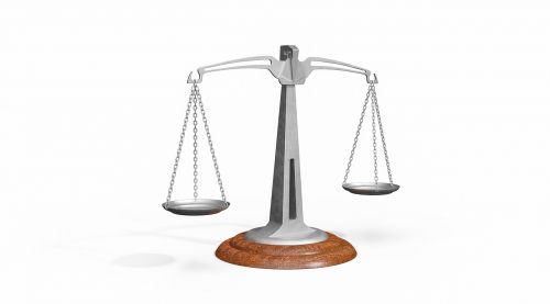 scale justice weight
