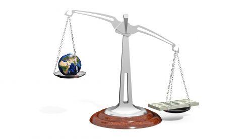 scale balance world