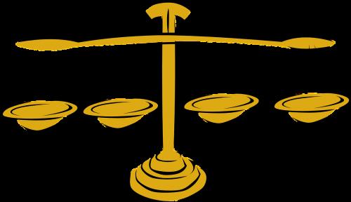 scale balance weight