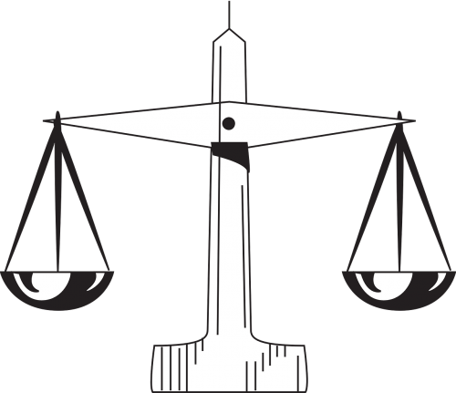 scale law judgement