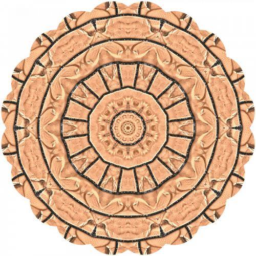 Scallop Kaleidoscope