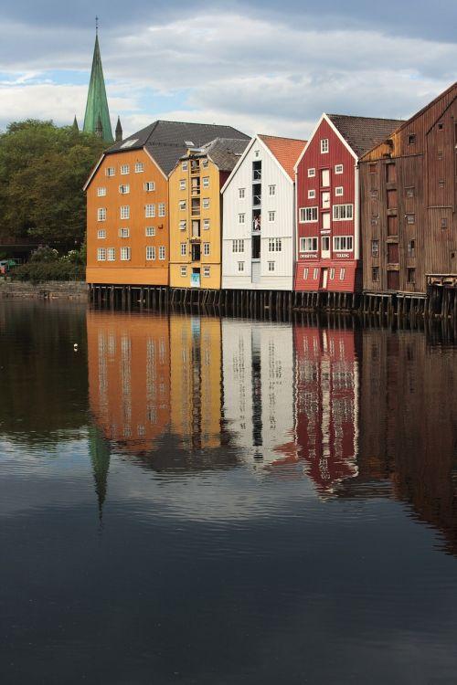 scandinavia norway trondheim