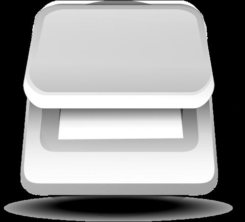 scanner flatbed hardware