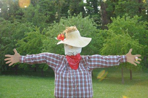 scarecrow  green  children