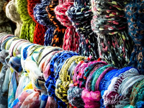 scarf fashion clothing