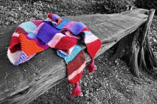 scarf woolen woolen scarf