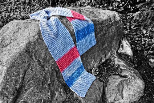 scarf woolen scarf knitwear
