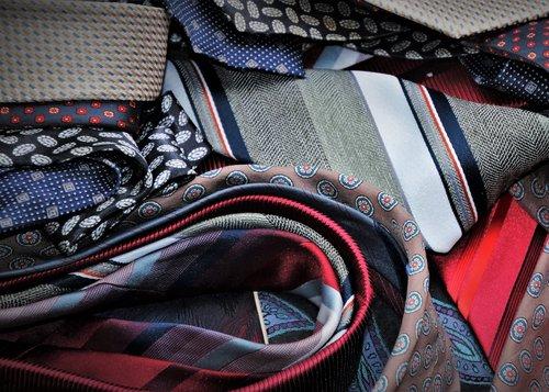 scarves  ties  links