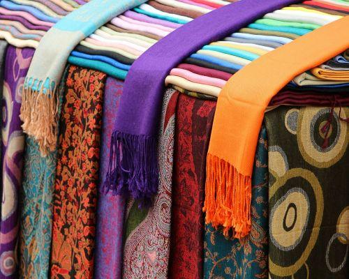scarves shawls cotton