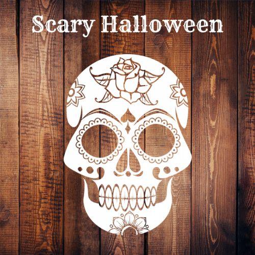 Scary Halloween Ecard