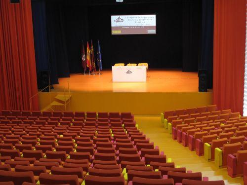scenario auditorium congress