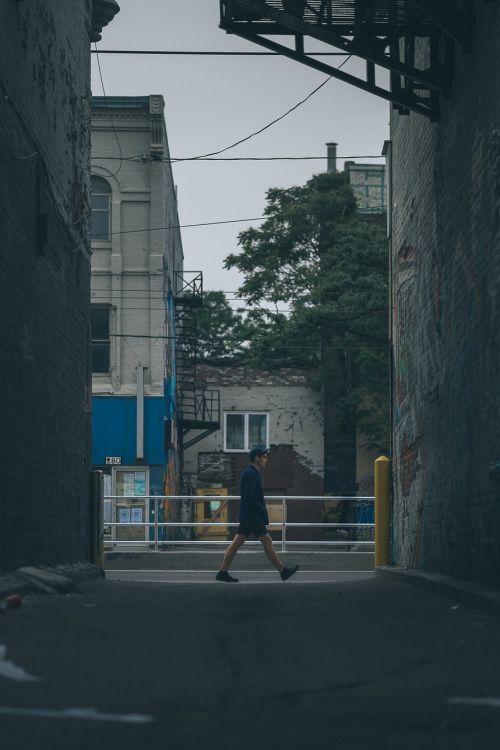 scene alley street