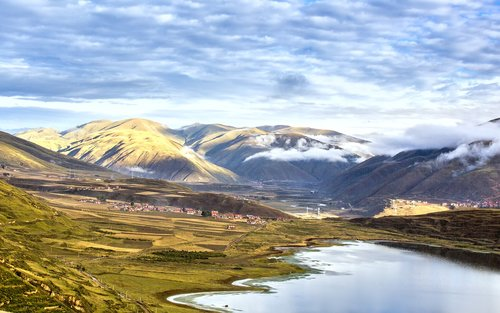 scenery  plateau  travel