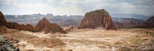 scenic landscape rocks