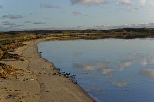 Scenic Shoreline View