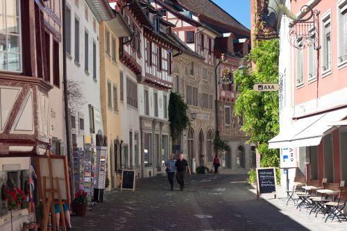 schaffhausen rhine falls germany