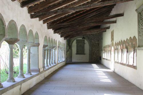 schaffhausen monastery cloister