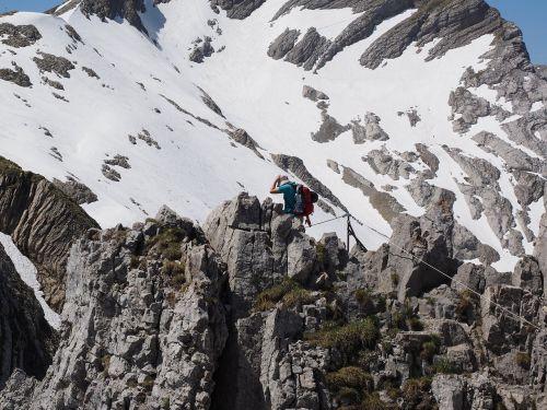 scheefelder wanderin mountaineering