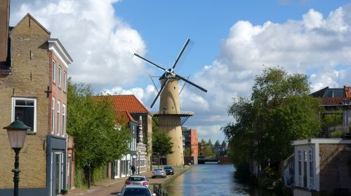 schiedam mill grain mill