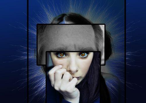 schizophrenia woman women