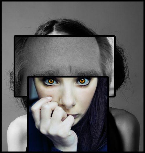 schizophrenia psychology woman