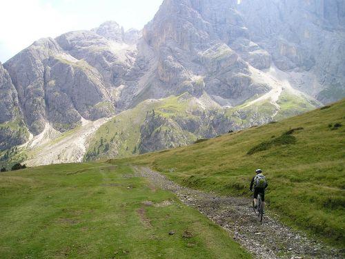 schlern mountain bike bike