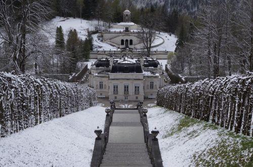 schloß linderhof upper bavaria king ludwig