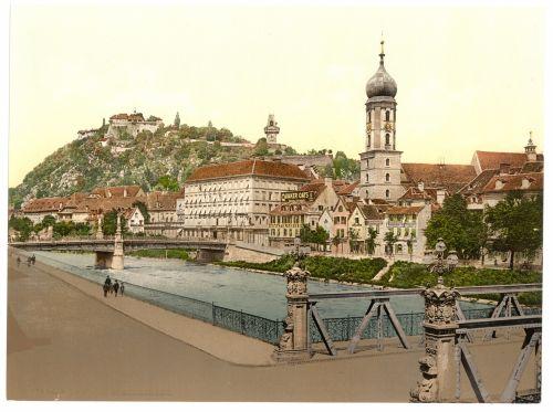 Schlossberg Austro Hungary
