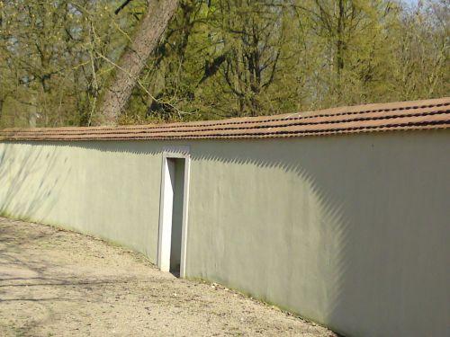 schlossgarten wall garden
