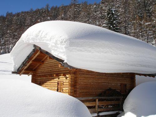 schnedach deep snow snow