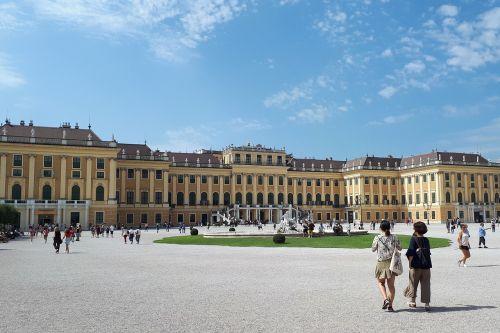 schönbrunn vienna austria