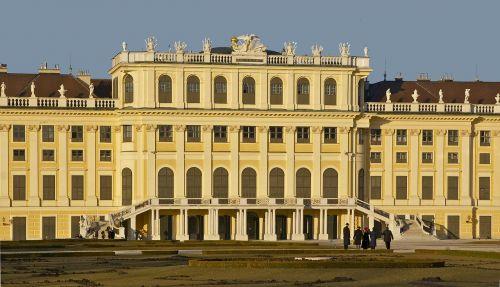 schönbrunn castle vienna austria