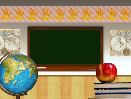 school globe world