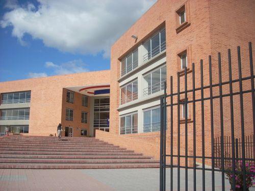 school building bogotá