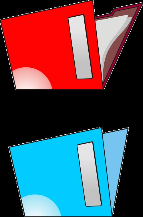 school education folder