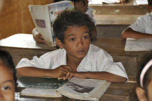 school kambotscha human