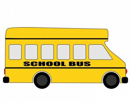 school bus schoolbus bus