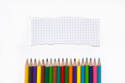 school supplies stationery pencil