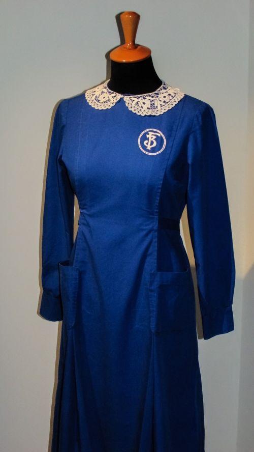 school uniform old vintage