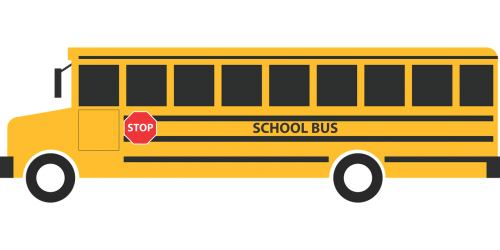 schoolbus school education