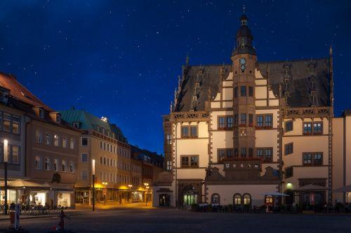 schweinfurt swiss francs town hall