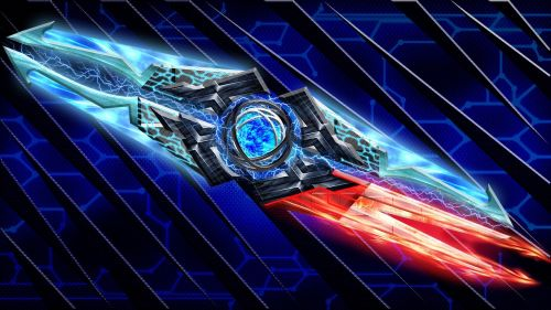 sci fi sword power