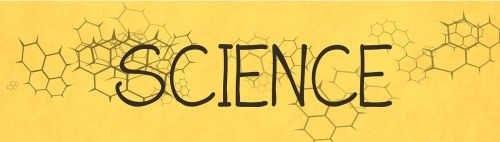 science banner teach