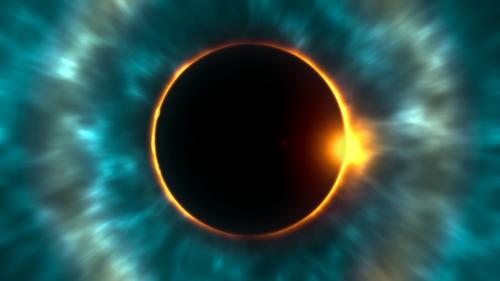 science sun eclipse