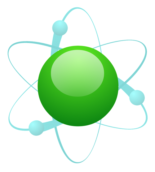 science symbol icon