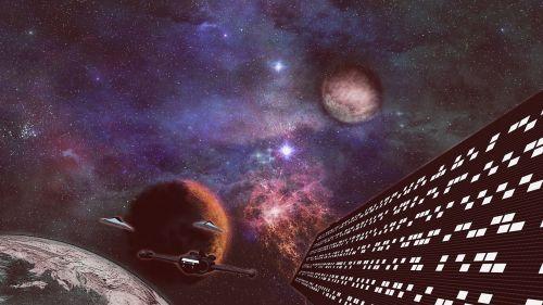 science fiction all alien