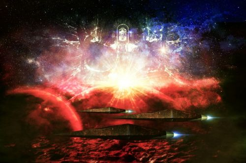 science fiction sci fi alien