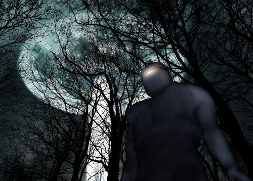 science fiction ufo alien