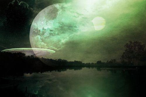 science fiction alien fiction