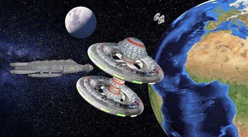 science fiction  fantasy  earth